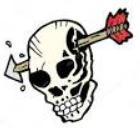SkullWithArrow
